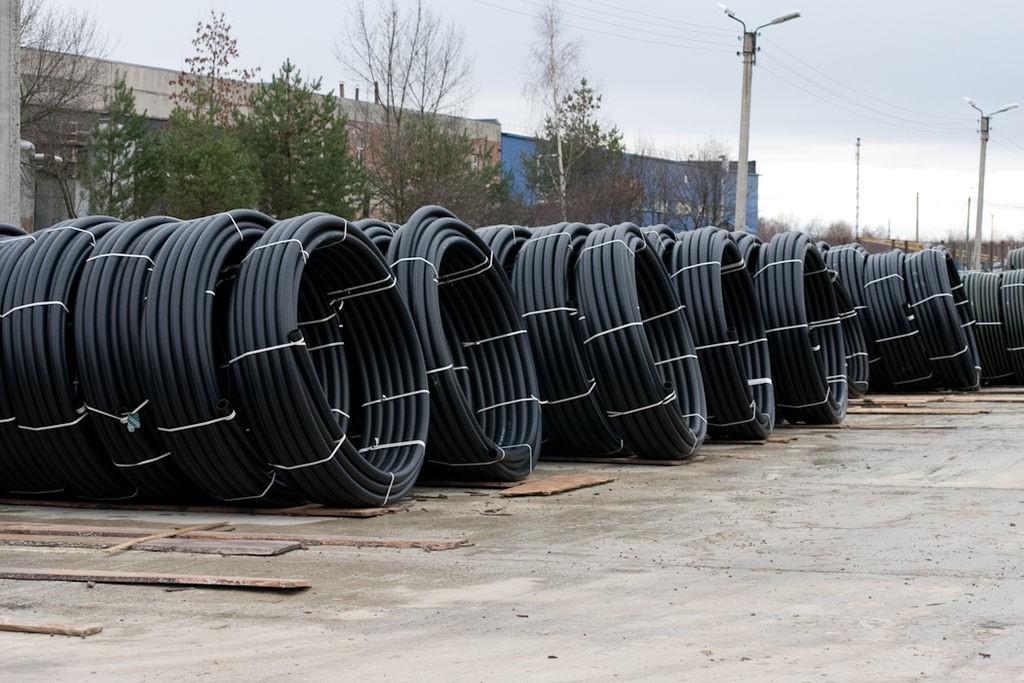 пластиковые трубы, производство