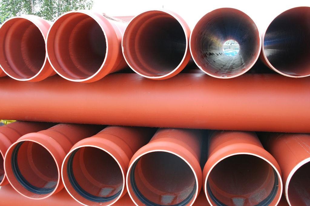 РФ - производство пластиковых труб