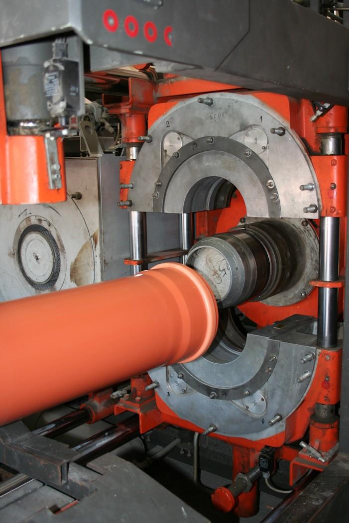 производство пластиковых труб, РФ