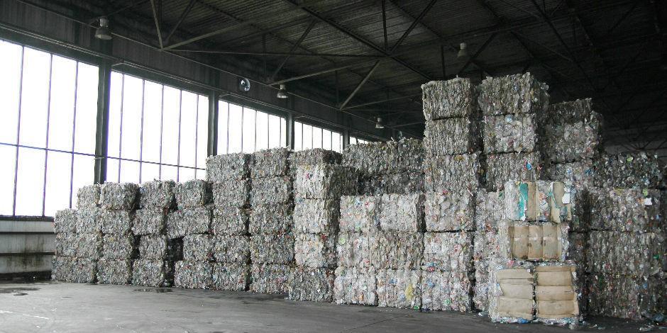 переработка отходов, оборудование